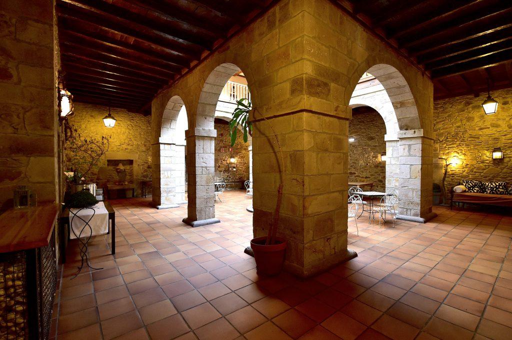 Imagen interior del Hotel Convento San Roque