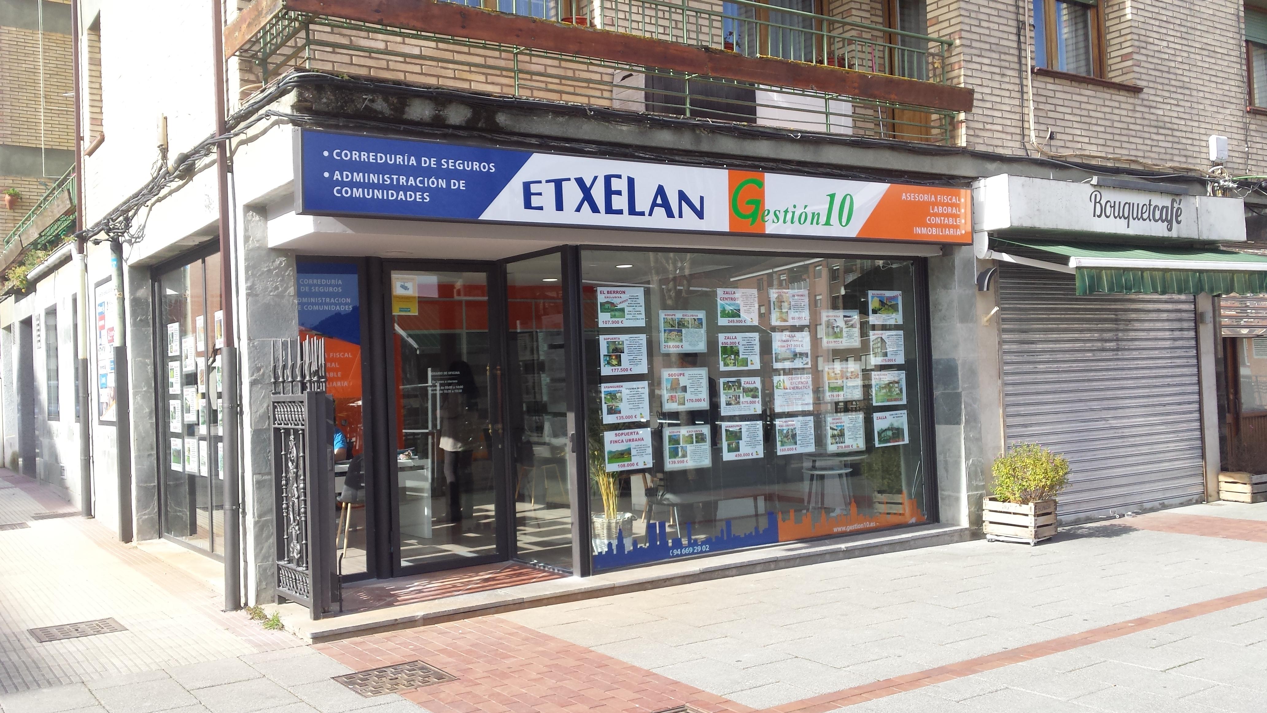 Gestión 10, la empresa de servicios inmobiliarios, asesoría, seguros y fincas, abre una nueva oficina en Sodupe (Güeñes)