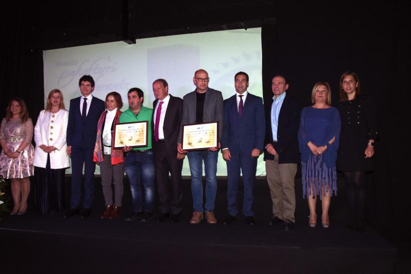 Guvac Leche – Bizkaia Esnea, empresa ganadora del XIV Enkarterri Hoberantz