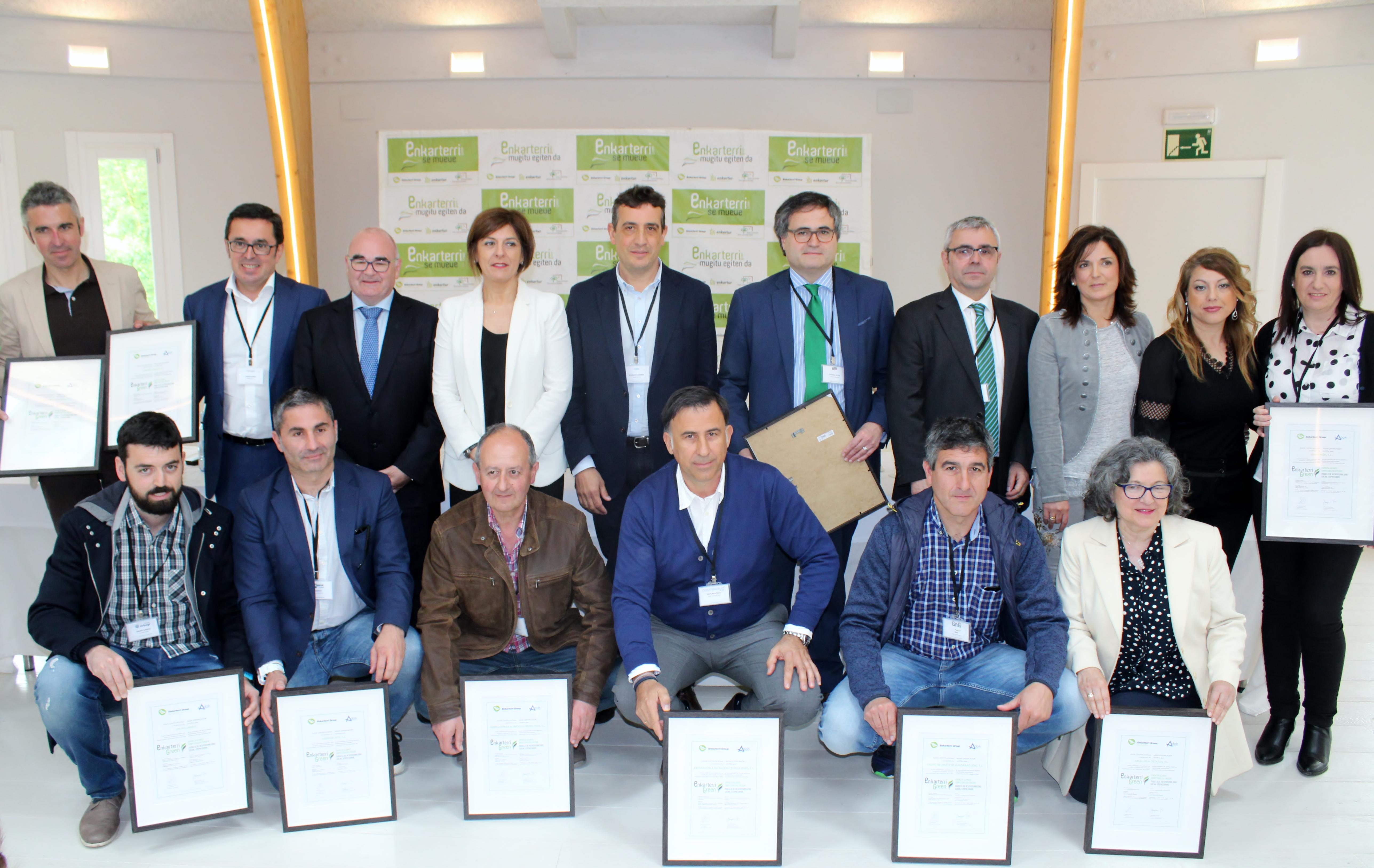 Enkarterri Group reconoce la Responsabilidad Social de las empresas de la comarca de Las Encartaciones