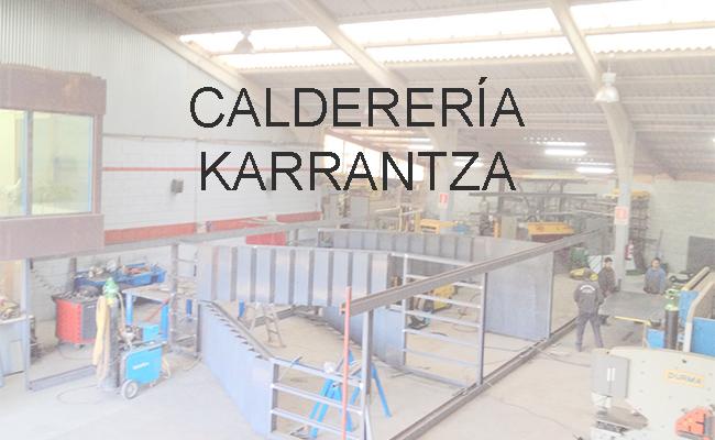 Nuevos Socios:  Calderería Karrantza