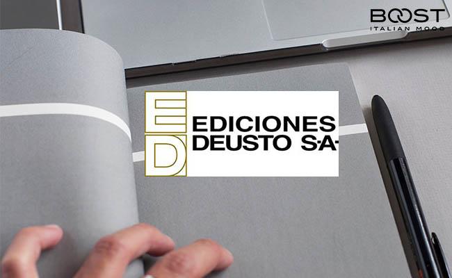 Nuevos Socios:  Ediciones Deusto