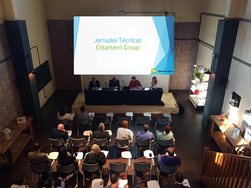 Enkarterri Group celebra su Jornada Técnica sobre Compliance y Protección de Datos
