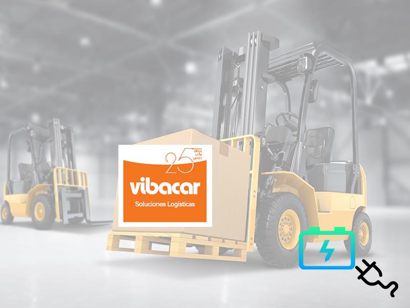 Jornada Profesional VIBACAR / Logística y Automoción: Baterías ION-LITIO y Alternativas energéticas