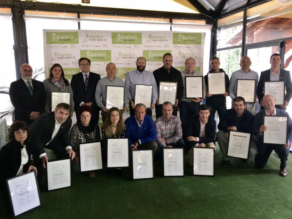 Enkarterri Group celebra su Asamblea General de Socios 2019 con un récord de participación