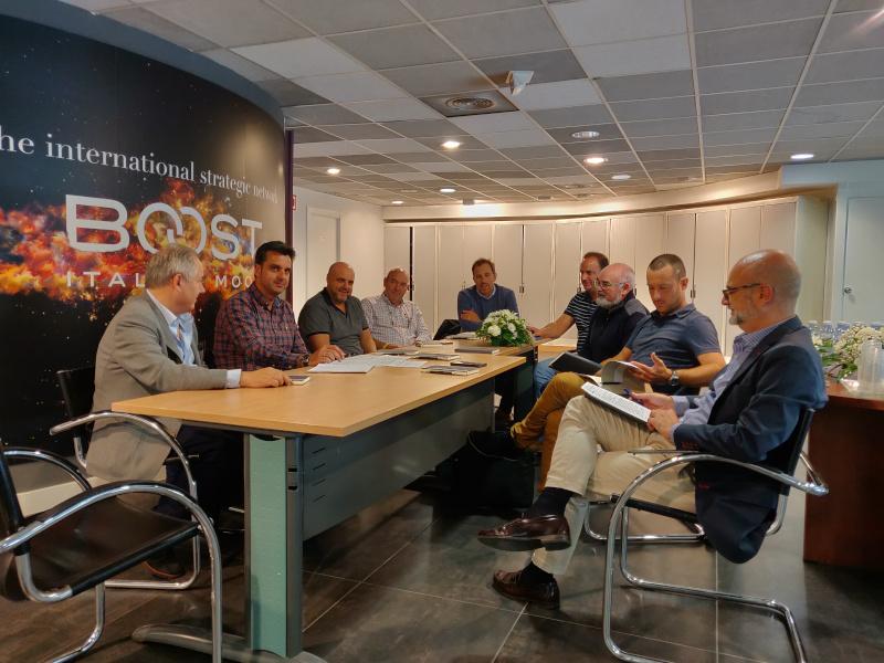 Enkarterri Group celebra sus Juntas Directivas ABIERTAS con sus asociados