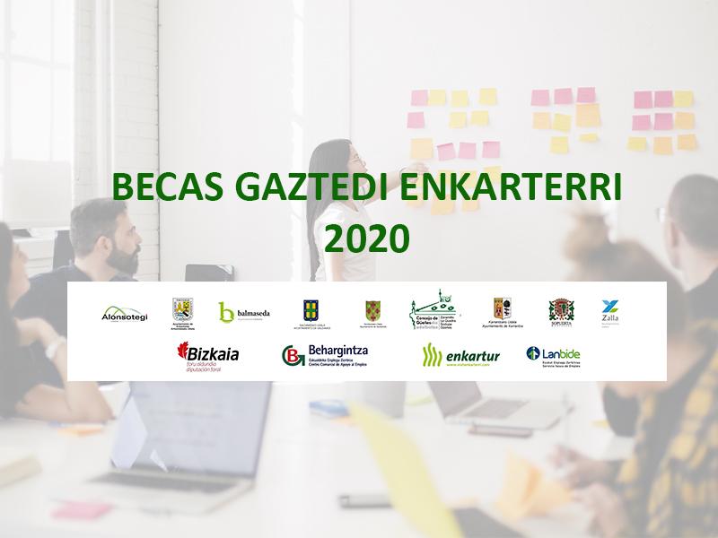 Becas Gaztedi Enkarterri 2020