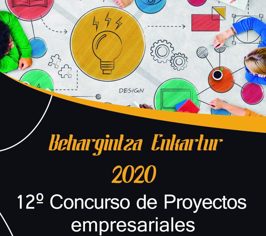 Behargintza Enkartur lanza el Concurso de Proyectos Empresariales 2020