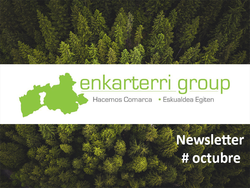 Newsletter Octubre 2020: La Actualidad de Enkarterri Group y futuras acciones