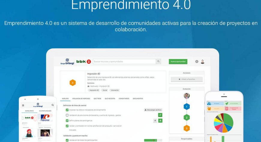 Emprendimiento 4.0